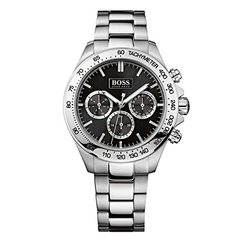 Women's Hugo Boss Chronograph Steel Watch 1502370