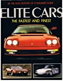 Elite Cars, Consumer Guide Editors, 0517638983