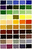 Girault Soft Pastels- 50 Landscape Assortment in a Cardboard Box