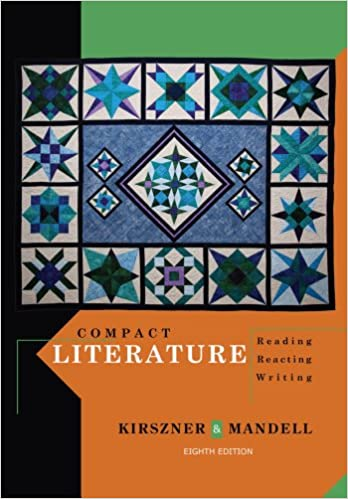 Amazon compact literature reading reacting writing compact literature reading reacting writing 8th edition fandeluxe Images