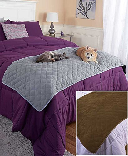 quilted bed runner - 2