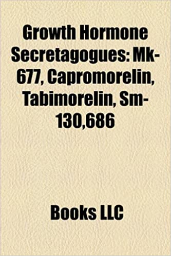 Amazon in: Buy Growth Hormone Secretagogues Mk677 Capro Book