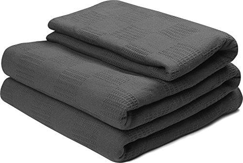 Utopia Bedding Cotton Bed Blanket