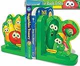 Veggie Tales Wood Book End Set (00541)