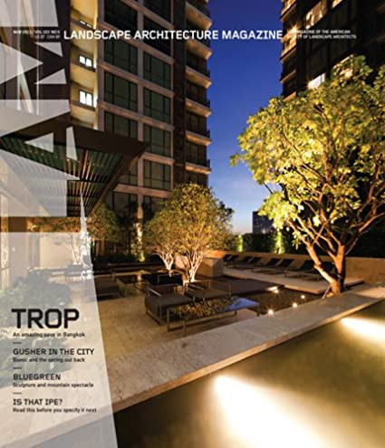 landscape architecture amazon com magazines