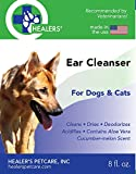 Healers PetCare Ear Cleaner, 8 oz