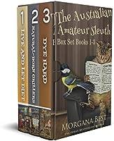 Australian Amateur Sleuth: Box Set: Books 1-3: Cozy Mystery Series