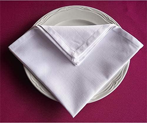 Servilletas de Tela para Restaurante Algodón - Poliester Color ...