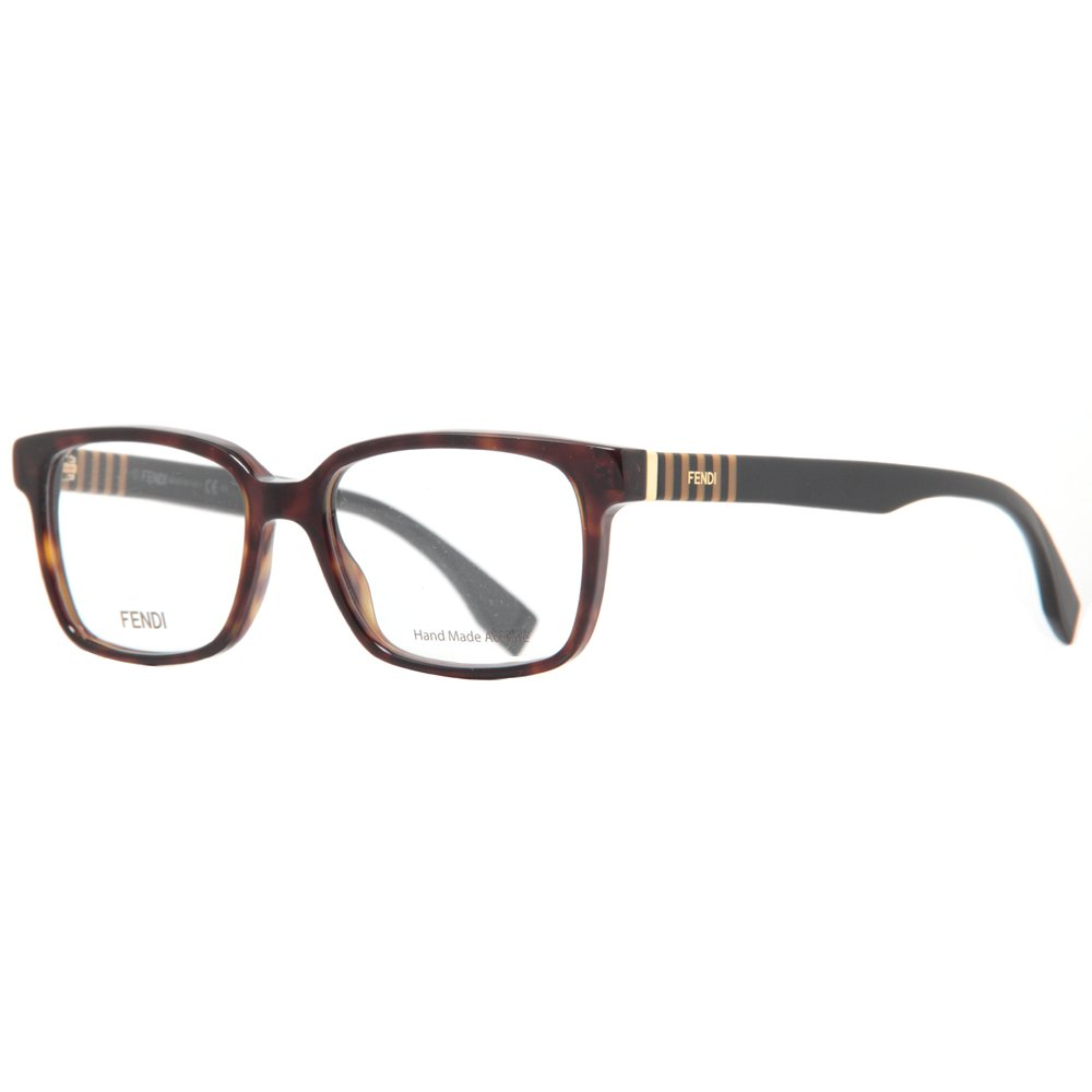 Fendi Brillen Für Frau 0056 MPY, Tortoise / Black Kunststoffgestell ...