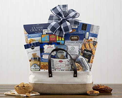 The Connoisseur Gourmet Gift Basket (Best Gourmet Food Gift Baskets)