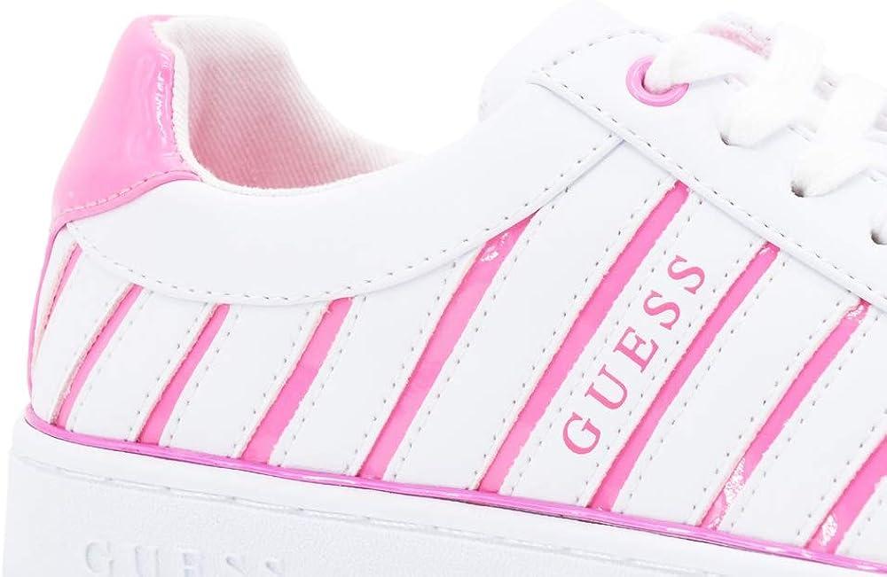 Guess Damen I-bolier-eu Sneaker White