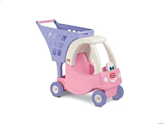 product image for Little Tikes Cozy Shopping Cart Pink/Purple