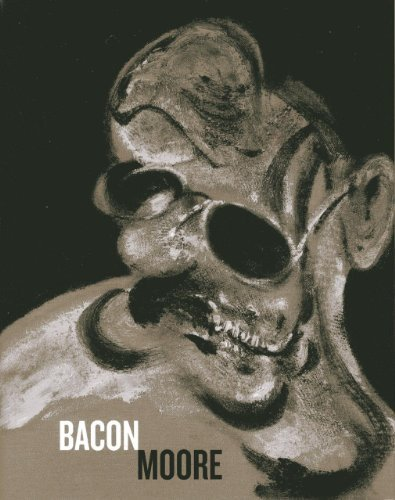 Bacon Moore: Flesh and Bone by Richard Calvocoressi (Club Red Bone Collector)