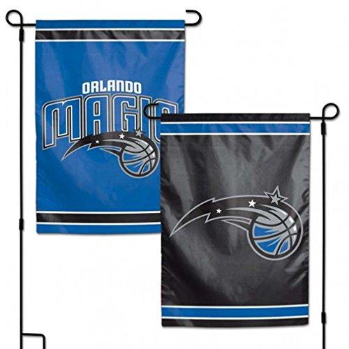 Orlando Magic Flag 12x18 Garden Style 2 Sided Special - Stores Orlando