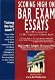 img - for Scoring High on Bar Exam Essays (The CD Companion to the Book) book / textbook / text book