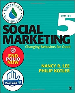 Book By Nancy R. Lee - Social Marketing: Changing Behaviors for Good (Fifth Edition) (2015-01-29)
