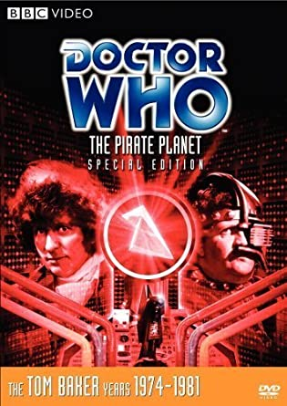 Doctor Who: The Pirate Planet (Story 99, The Key to Time Series Part 2) (Special Edition) by BBC Home Entertainment by Pennant Roberts