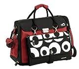 Babymoov A043505 - Bolsa cambiador con accesorios, color rojo y negro