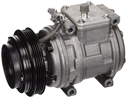 (Denso 471-1218 New Compressor with Clutch)