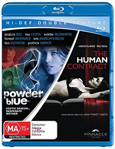 Powder Blue / The Human Contract | NON-USA Format | Region B Import - Australia