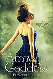 Army of the Goddess: YA Post-Apocalyptic Romance (Stormflies Book 2)