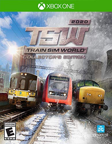 Train Sim World 2020 Collector's Edition (XB1) - Xbox One (Xbox Simulator Train)