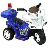 Lil Patrol 6V, Blue and White