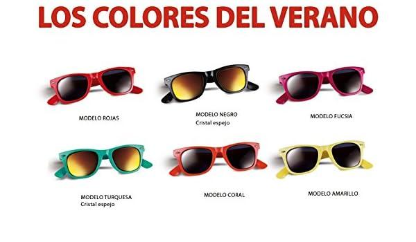 Pack 6 Gafas homologadas Sun Planet Verano a tan solo 4,95 ...
