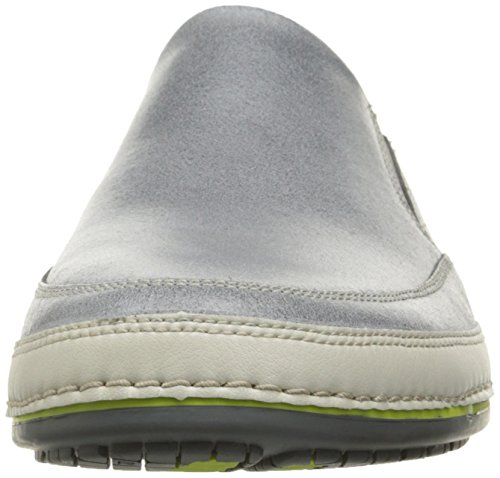 Rockport Harbor Point Slip On Hombre Grande Piel Mocasín