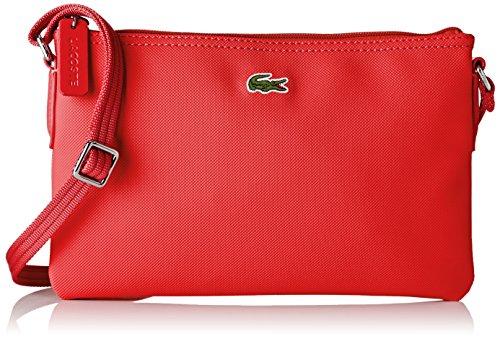 Red Mujer Red x 5 de Nf1887po Lacoste cM Riesgo x Bandolera High Risk 1 Alto para 17 Bolso 27 znIqRUf7
