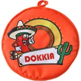 DOKKIA Tortilla Warmer 12 Inch Insulated Cloth Pouch -...