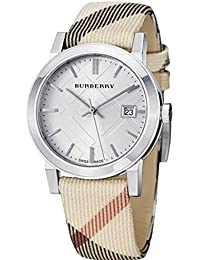 ae18db989 Amazon.com: Burberry Watches: Clothing, Shoes & Jewelry