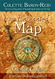 Book Cover for The Enchanted Map Oracle Cards