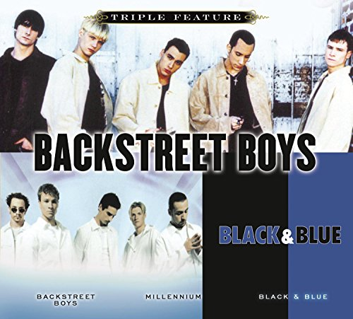 Backstreet Boys - Triple Feature: Backstreet Boys - Zortam Music