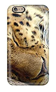 Hot Case Cover Iphone 6 Protective Case Sleeping Leopard 6939043K51143201