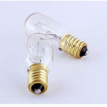 BX-XIAO E14 Mini Bombillas LED 1.5W SES Bulb Equivalente a 15W Bombillas de