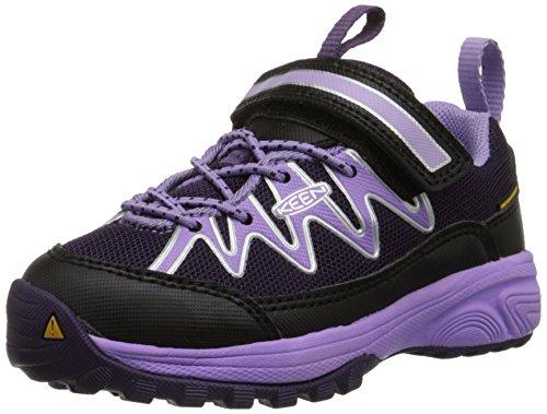 KEEN Rendezvous WP Shoe , Purple Pennant/Bougainvillea, 12 M