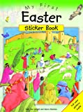 My First Easter Sticker Book, Sally Ann Wright, 0819848492