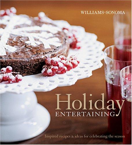 Download Williams-Sonoma Holiday Entertaining pdf epub