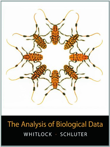 Pdf Math The Analysis of Biological Data