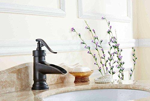 Toilettenvorrichtu... Mangeoo Faucet Tous Les Schwarz Bronze Cuivre ...
