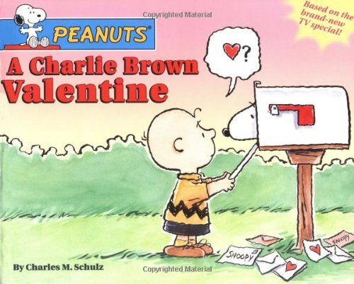 A Charlie Brown Valentine Book for Kids