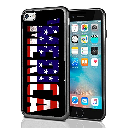 Merica for iPhone 7 (2016) & iPhone 8 (2017) Case Cover by Atomic Market