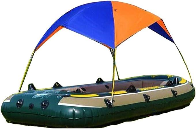 Zelt Faltbare Baldachin für Schlauchboot und Camping 2 4