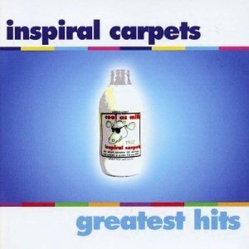 CD : Inspiral Carpets - Greatest Hits (CD)