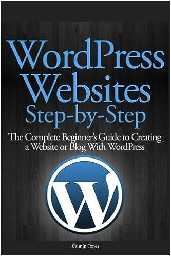 WORDPRESS WEBSITES STEP-BY-STEP PDF