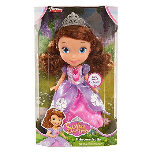 Just Play Sofia the First Royal Sofia Doll]()