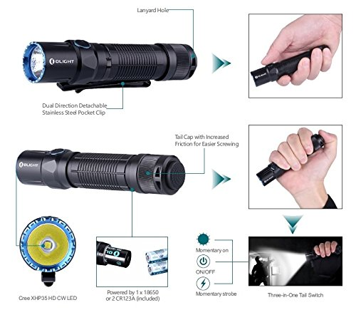 Best Tactical Flashlight Reviews 4
