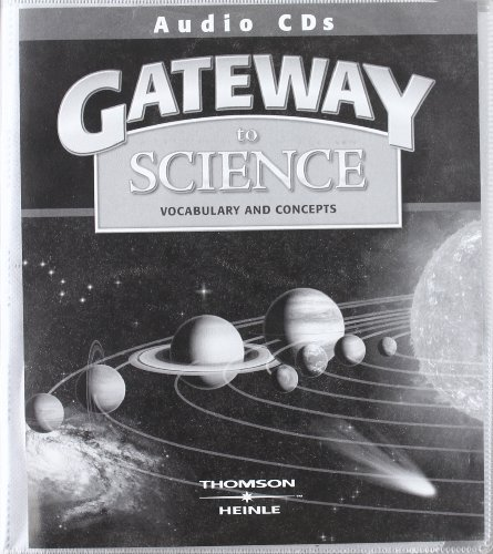 Gateway to Science: Audio CDs by Brand: Heinle ELT