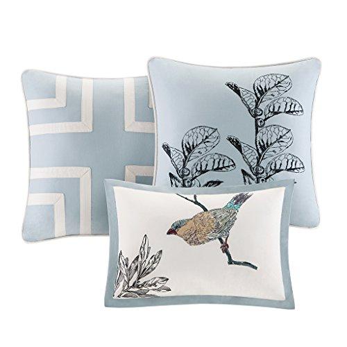 Madison Park Size Bed - Khaki, Jacquard – 7 – Soft Bedroom Comforters